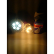 E27 5W balta LED lemputė