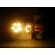 E27 5W šiltai balta LED lemputė