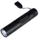 LED žibintuvėlis atitinka 3W kaitrinę lempą