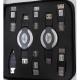 USB ir RJ45 jungčių rinkinys