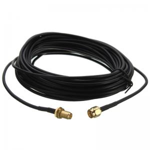 Antenos RP-SMA kabelis WiFi 9 m