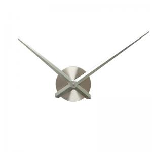 Laikrodžio mechanizmas 30 (Sidabro spalvos, didelis)