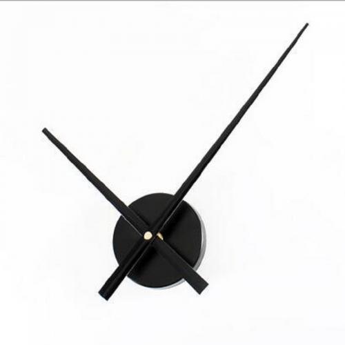 Laikrodžio mechanizmas 34 (Juodos spalvos, labai didelis)