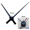 Laikrodžio mechanizmas 35 (Juodos spalvos, labai didelis)