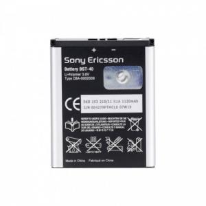 Originali Sony Ericsson BST-40 baterija
