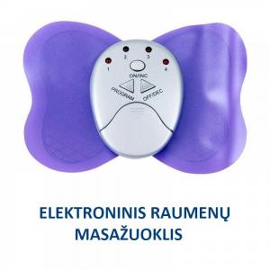 Elektroninis raumenų masažuoklis