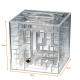 3D galvosukis - taupyklė