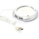 Puodelio šildytuvas + USB šakotuvas