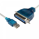 USB į Printerio Parallel jungtį