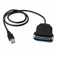 USB į 36 Pin Parallel IEEE 1284