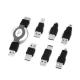 USB siejiklių (adapterių) rinkinys