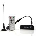 Skaitmeninis USB DVB-T TV tiuneris + FM