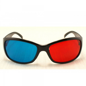 3D vaizdo akiniai