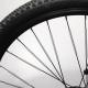 Atšvaitai dviračio stipinams, 12 vnt.