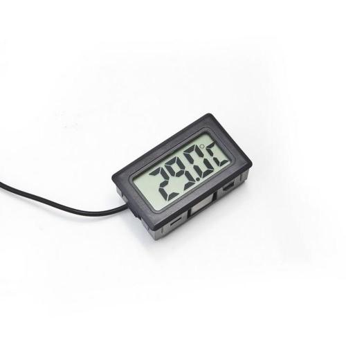 Skaitmeninis LCD termometras (šilummatis)