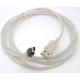 USB į IEEE 1394 4 pin Firewire