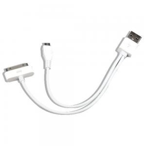 Apple iPhone/iPod/iPad maitinimo jungtis, Micro USB, USB