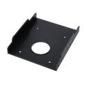 Siejiklis (adapteris) - 2.5'' kietajam diskui arba SSD į 3.5'' kompiuterio dėžutę