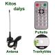 Skaitmeninis mini USB DVB-T TV tiuneris