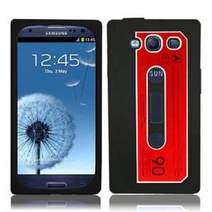 Dėklas Kasetė Samsung Galaxy S3