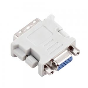 DVI-I F jungtis į VGA M jungtį