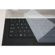 Silikoninė apsauga nešiojamo kompiuterio klaviatūrai