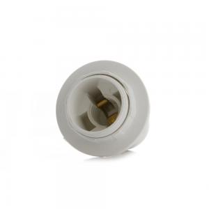 Lempos lizdas E14 (baltas)