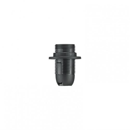 Lempos lizdas E14 (juodas)