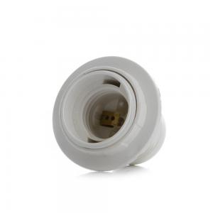 Lempos lizdas E27 (baltas)